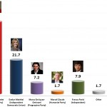Chilean Presidential Election: 3 Nov 2013 poll